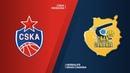 CSKA Moscow - Herbalife Gran Canaria Highlights | Turkish Airlines EuroLeague RS Round 23. Евролига. Обзор. ЦСКА - Гран Канария