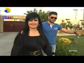 Ay Zaur - Almaz Sarayli - Manaf Agayev - Nadir Qafarzade 16.08.2014