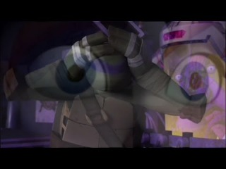 The Point Of No Return ~April and Donatello~ TMNT MV