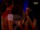 Festa Gaucha 01 03 2017 Parte 76 Marcos conversa com Ieda sobre pressão alta Marcos e Emilly conversam na festa E Eu