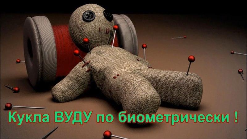 Кукла ВУДУ по биометрически !