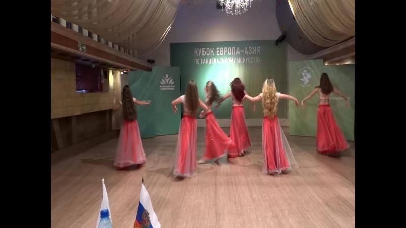 эстрадная песня группы юниоры молодежь г.Екатеринбург 1.04.2018