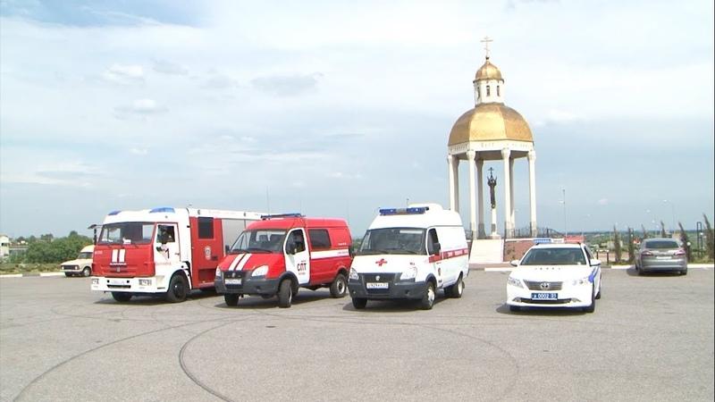 Уступают ли дорогу спецтранспорту белгородские водители