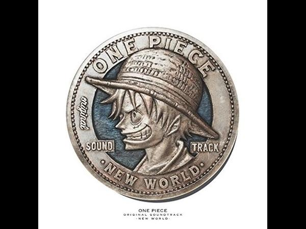 One Piece -NEW WORLD- Original Soundtrack Disc 1 [320kbps] [1080p]