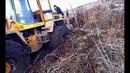 Гряземес на тракторах МТЗ Беларус! Тяжелая это работа, тянуть БЕЛАРУС из болота! Подборка