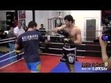 Тайский бокс Artem Levin and Simon Marcus