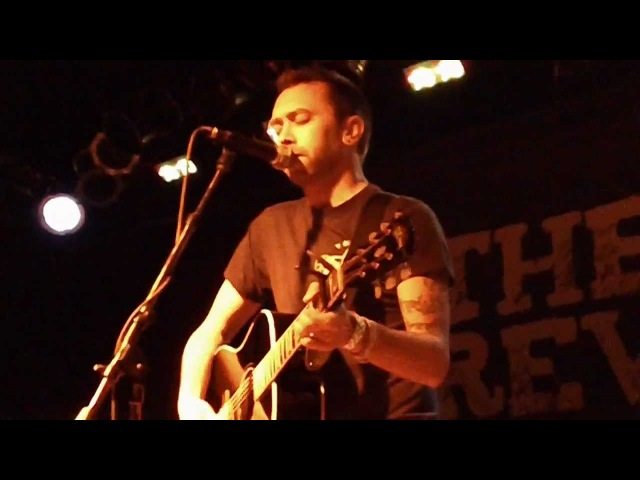 Tim McIlrath: Unknown Song (Restless World) @ Chicago's Bottom Lounge 4/9/12