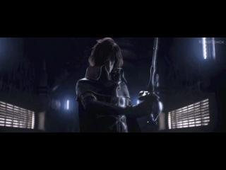 Космический Пират Харлок/ Space Pirate Captain Harlock (2013) Дублированный трейлер