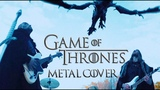 Game of Thrones - Main Theme (Epic Metal Cover) by Steel Mustang Play Video