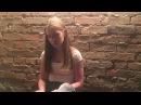 Иосиф Бродский Письма к стене. Читают Элина Блажиевская, Алина Лайдус