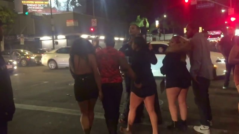 Girl Fight Hollywood