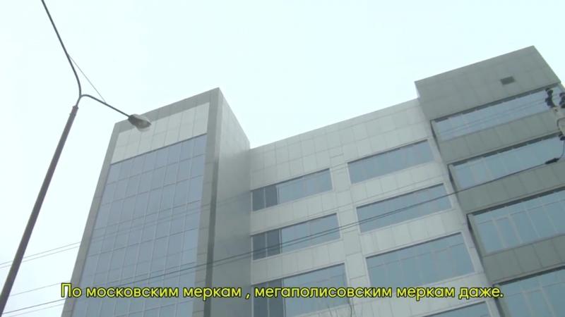 Магас — город, построенный в одиночку