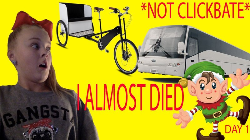 NEAR DEATH EXPERIENCE! - Vlogmas Day 1
