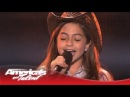 Genesis Nava Carrie Underwood Good Girl Cover America's Got Talent 2013