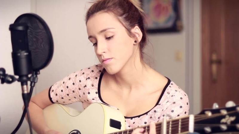 Con las ganas- Zahara (Cover by Xandra Garsem)