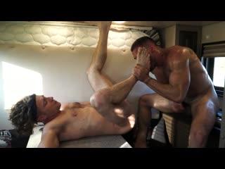 Nakedsword | the gay simple life, scene 1 | calvin banks, ricky larkin