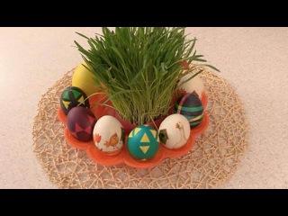 Красим яйца - Доброе утро - Первый канал
