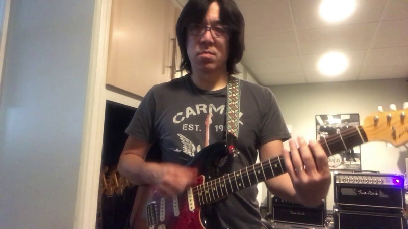 Tomo Fujita - Just Funky Solo Guitar Performance!