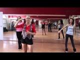 Танец waacking (видео обучение) [zhezelru]