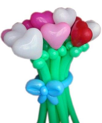 №337. Букет из шариков «Признание в любви»