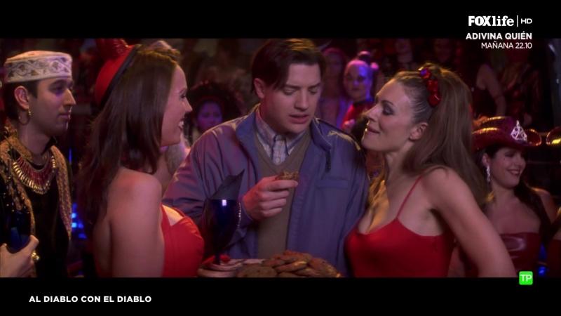 Al diablo con el diablo (2000) Bedazzled sexy escene Elizabeth Hurley sexy escene 02