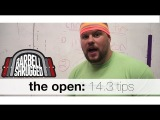CROSSFIT OPEN 14.3 WOD STRATEGY AND TIPS ON DEADLIFTS AND BOX JUMPS -- TECHNIQUEWOD