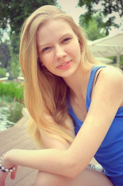 Анна Балицкая, 28 апреля 1996, Ростов-на-Дону, id23330300