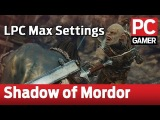 Middle-earth: Shadow of Mordor gameplay: max settings at 2560x1440 on LPC