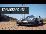 Need for Speed Rivals - Koenigsegg One:1 - трейлер игрового процесса