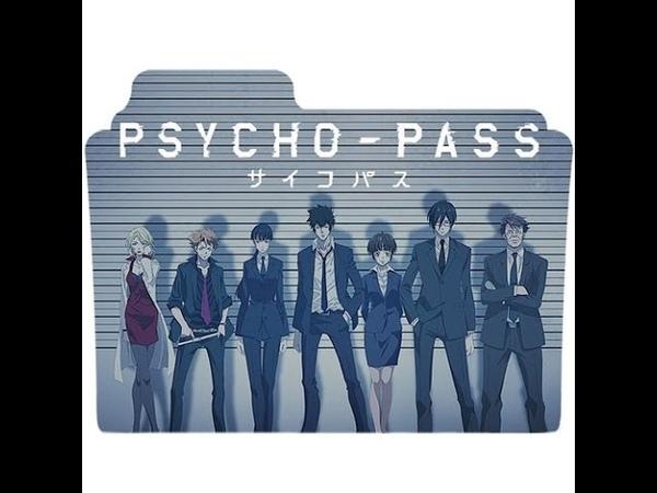 Psycho-Pass | Психопаспорт ED-1 ( original version )