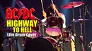 AC/DC - Highway to HELL LIVE Drum Cover by Nur Amira Syahira