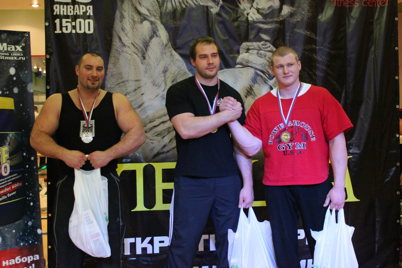 "Ivan Matyushenko wins Open tournament ""Lefty"" │13 January 2013"