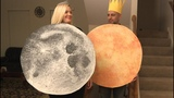 How to make the best COUPLES COSTUME for Halloween 2017-The Eclipse