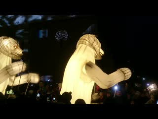 Remue menage.  французский цирк на проспекте мира (театр пушкина). 8 марта. зимняя универсиада-2019 в красноярске. день 7.