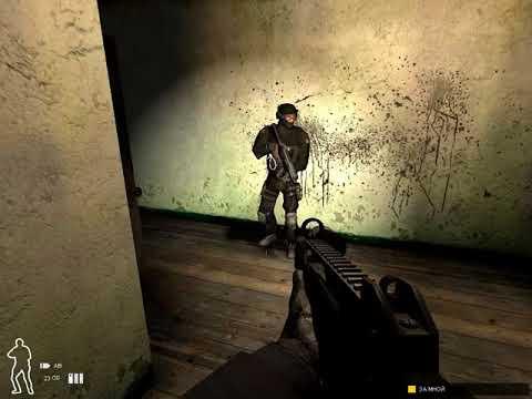 SWAT 4 Синдикат Стечкина (PC, 2006) Миссия 5 Нарколаборатория