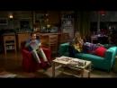 the big bang theory 5x02 новое кресло Пенни