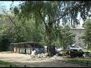 Ленинский район Ярославля утопает в мусоре