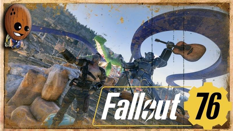Fallout 76 - Прохождение 18➤Висяк, дом Отиса Пайка. Ферма Коблтонов.