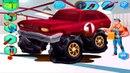 Монстр Трак Механик Майк Игры для Детей Мультики про Машинки
