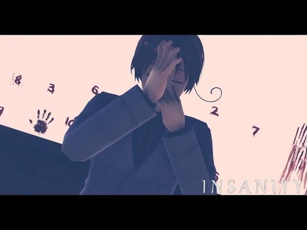 【MMDHetalia】 ~I N S A N I T Y (FrostMix)~ [Italia] (HetaOni)