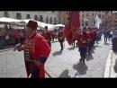 221° Anniversario delle Pasque Veronesi Schieramento in Piazza Erbe