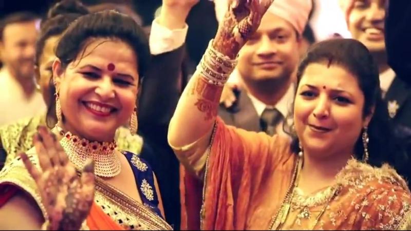 MERE_RASKE_QAMAR_ll_BRIDE_AND_GROOM_INDIAN_WEDDING_ll_HOT_DANCE.mp4
