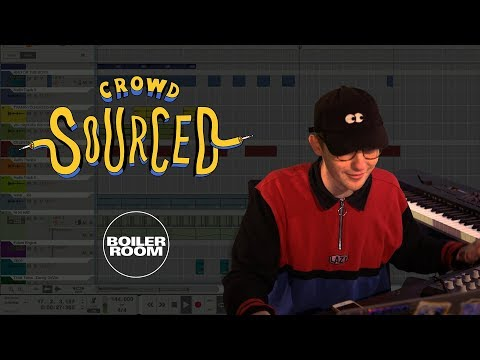 Iglooghost | Boiler Room 'Crowdsourced'