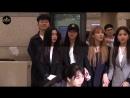 평양에서 온 레드벨벳 Red Velvet 공항컷 모음 feat 아이컨텍 아이린 @ 새벽4시 ㅠㅠ