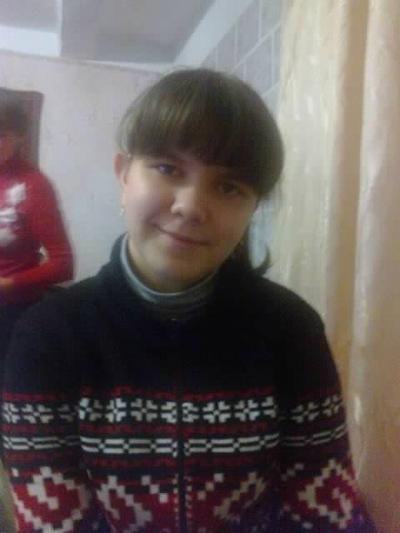 Юлия Данилюк, 10 марта 1997, Баштанка, id195296348