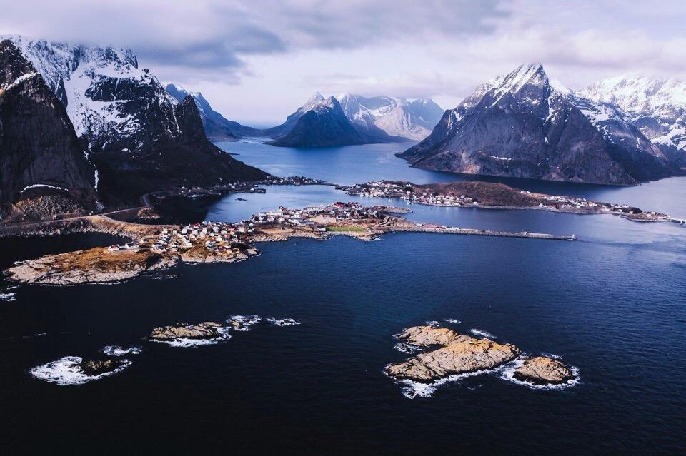 Роскошные пейзажи Норвегии - Страница 7 NACHyaLf5gg