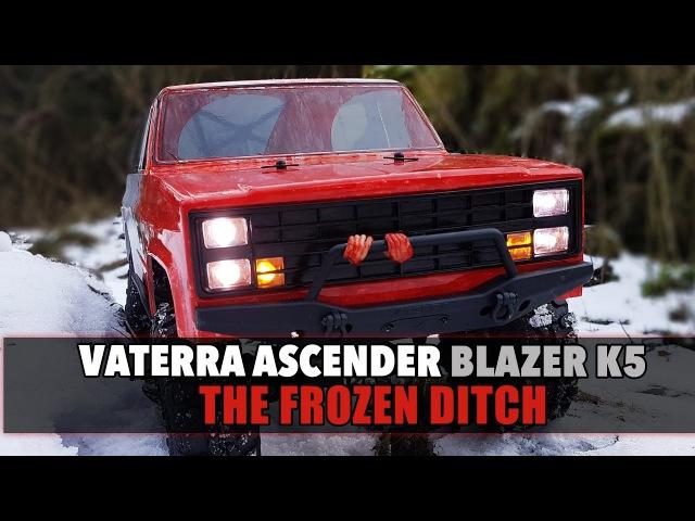 Vaterra Ascender Blazer K5 - The frozen ditch