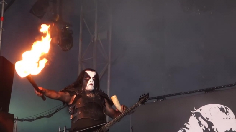 Abbath - FortaRock The Netherlands
