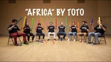 Africa by Toto on Boomwhackers!