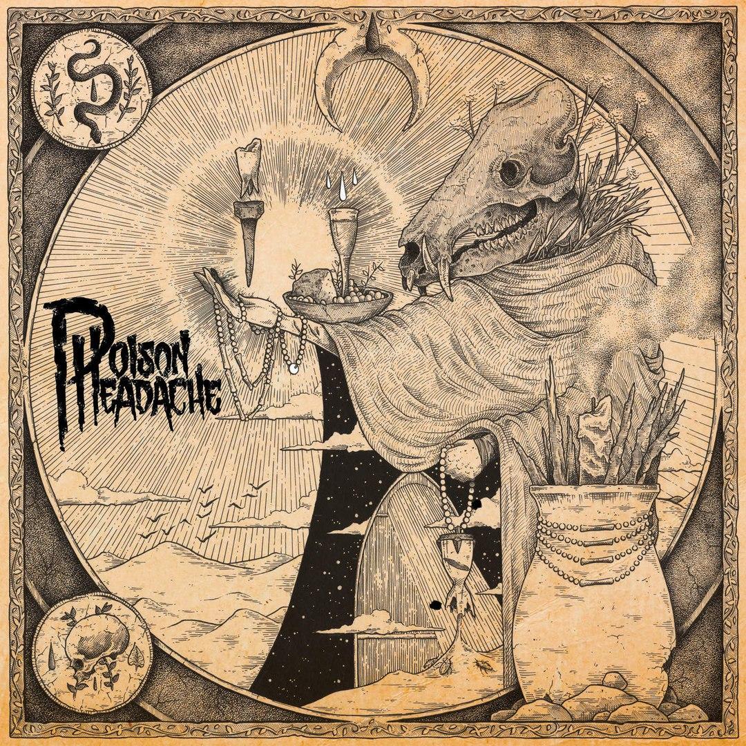 Poison Headache - Poison Headache (2016)